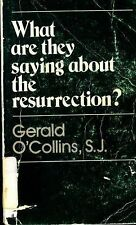 What are they saying about the Resurrection? (A Deus book)-ExLibrary