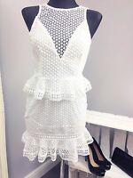 Pretty Little Thing Tiered Lace Dress (AS-14/32)
