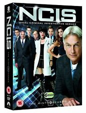 NCIS Naval Criminal Investigative Service Complete Season 9 TV Series DVD