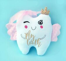 Tooth Keepsake Fairy Pillow Doll for Girl - 3 months and up