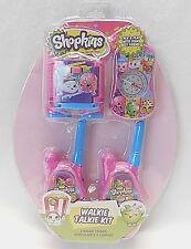 Shopkins Walkie Talkie Binoculars Compass Kit Kids Talk & Pretend Play Girl Toy