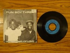 """Fun Boy Three - The Tunnel Of Love (Chrysalis 1983) 7"""" Single"""