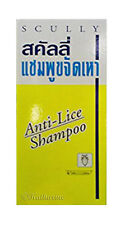 Scully Head Anti Lice Shampoo Treatment Rid Removal Killing Free for Kids 200ml