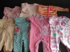 Baby Girl 3 Months  Rompers Jumpsuits One Piece Outfits Clothes Lot