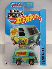 Hot Wheels Scooby-Doo Diecast Vehicles