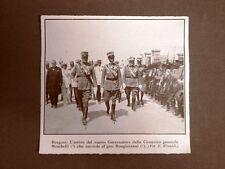Bengasi nel 1924 Il Governatore Generale Mombelli succede a Bongiovanni Libia