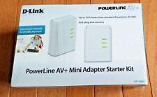 D-Link DHP-309AV PowerLine AV+ Network Kit