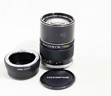 Olympus OM 135mm f2.8 E.Zuiko Auto-T Lens & Micro M.Zuiko M4/3 Adapter