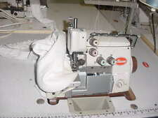 Brother three / five thread industrial overlocker with full differential feeding