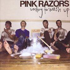PINK RAZORS Waiting to Wash Up CD