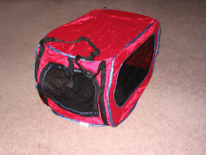 Pet Carrier, Cat or Small Dog, Up to 30 lbs.