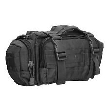 Condor MOLLE Modular Tactical Nylon Shoulder Deployment Bag 127-002  BLACK