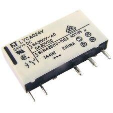 Fujitsu Print-Relais FTR-LYCA024V 24V DC 1xUM 6A 3390R Power Relay 855159