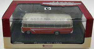 EBOND Modellino Ikarus 311 - 1960 - BUS - Atlas Edition - 1:72 - 0148