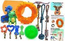 Dog Chew Toys for Puppies Teething, Super Value 14 Pack Puppy Toys for Small