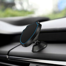 360° Rotating Car Cell Phone Pda Gps Holder Magnetic Mount Stand Accessories P