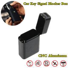 Remote Car Key FOB Protecting Box Keyless Entry Signal Blocker RFID Shield Case