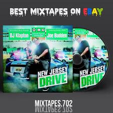 Joe Budden - New Jersey Drive Mixtape (Artwork CD/Front/Back Cover)