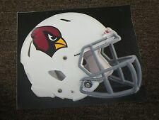 "ARIZONA CARDINALS HELMET NFL Fathead Wall Graphics 11"" x 9""  (Poster/Sticker)"