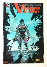 The Verdict #4 (1989) Sam Kieth - Dean Haspiel
