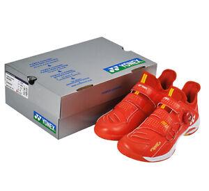 Yonex Unisex Power Cushion 88 Dial Badminton Shoes Athletic Red SHB-88D