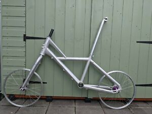 Cannondale Hooligan Rolling Chassis Raw
