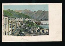 Spain Canary Islands TENERIFE Marina St c1902 u/b PPC