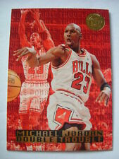 Fleer NBA Modern (1970-Now) 1995-96 Basketball Trading Cards