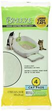 Breeze Tidy Cat Litter Pads - Lot of two 4-packs