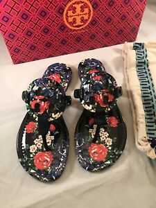 Tory Burch Miller Sandals Size 6.5