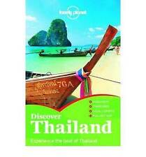 Lonely Planet Discover Thailand (Travel Guide), Good Condition Book, Williams, P