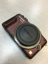 Canada Olympus Panasonic LUMIX DMC-GF3 12.1 MP Digital Camera (Body Only)