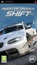 PlayStation Sony PSP Need for Speed Shift como nuevo