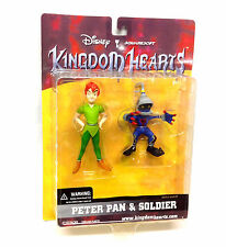 Square Enix Disney KINGDOM HEARTS Final Fantasy video game figure set BOX DAMAGE
