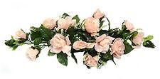Rose Swags ~ MANY COLORS ~ Silk Wedding Flowers Chuppah Arch Gazebo Centerpiece