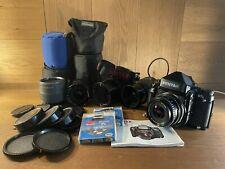Nahe Mint Pentax 67II Mittelformat Kamera Mit / Smc P 45 90 200 300mm Von JP