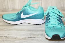 Nike Air Zoom Pegasus 34 Running Shoe - Women's Size 7.5 - Turquoise