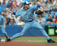 Roy Halladay Toronto Blue Jays UNSIGNED 8x10 Photo