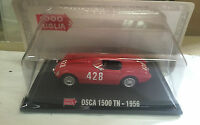 "DIE CAST 1000 MIGLIA "" OSCA 1500 TN - 1956 "" + BOX 2 SCALA 1/43"