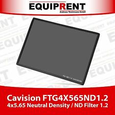 Cavision 4x5.65 Neutral Density / ND Matte Box Filter 1.2 (FTG4X565ND1.2) EQA76