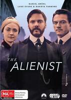 The Alienist : Season 1 - DVD Region 4 Free Shipping!