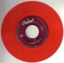 RAITT, Bonnie  (You)  Capitol S7-18039 =FJO! labels on RED VINYL