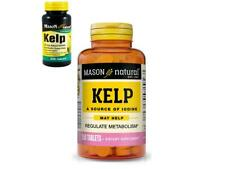 250 TABLETS KELP 150 mcg IODINE healthy thyroid Supplement metabolism support