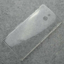 For Sony Xperia P Lt22i Crystal Clear hard case DIY case cover
