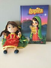 Lupita Doll and Book Boxset Bilingual Muneca Y Libro Virgen de Guadalupe