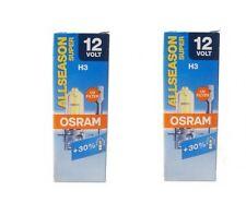 OSRAM H3 ALLSEASON® 64151ALS PK22s (Pair)