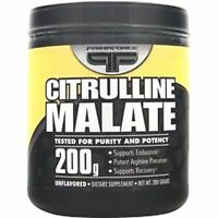 PrimaForce CITRULLINE MALATE Endurance & Recovery 200g - 100 Servings UNFLAVORED