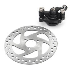 Gas Mini Dirt Bike Rear Disc Brake Caliper Set 140mm Rotors Electric Scooter ATV