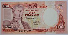 Colombia - 100  Pesos de Oro - Uncirculated