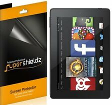 3X Supershieldz HD Clear Screen Protector For Amazon Fire HD 7 (4th Generation)